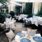 """Dinner im wunderschönen """"Ralph Lauren"""" Restaurant in St Germain"""