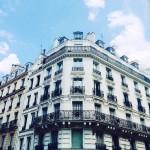 Pariser Architektur at its best