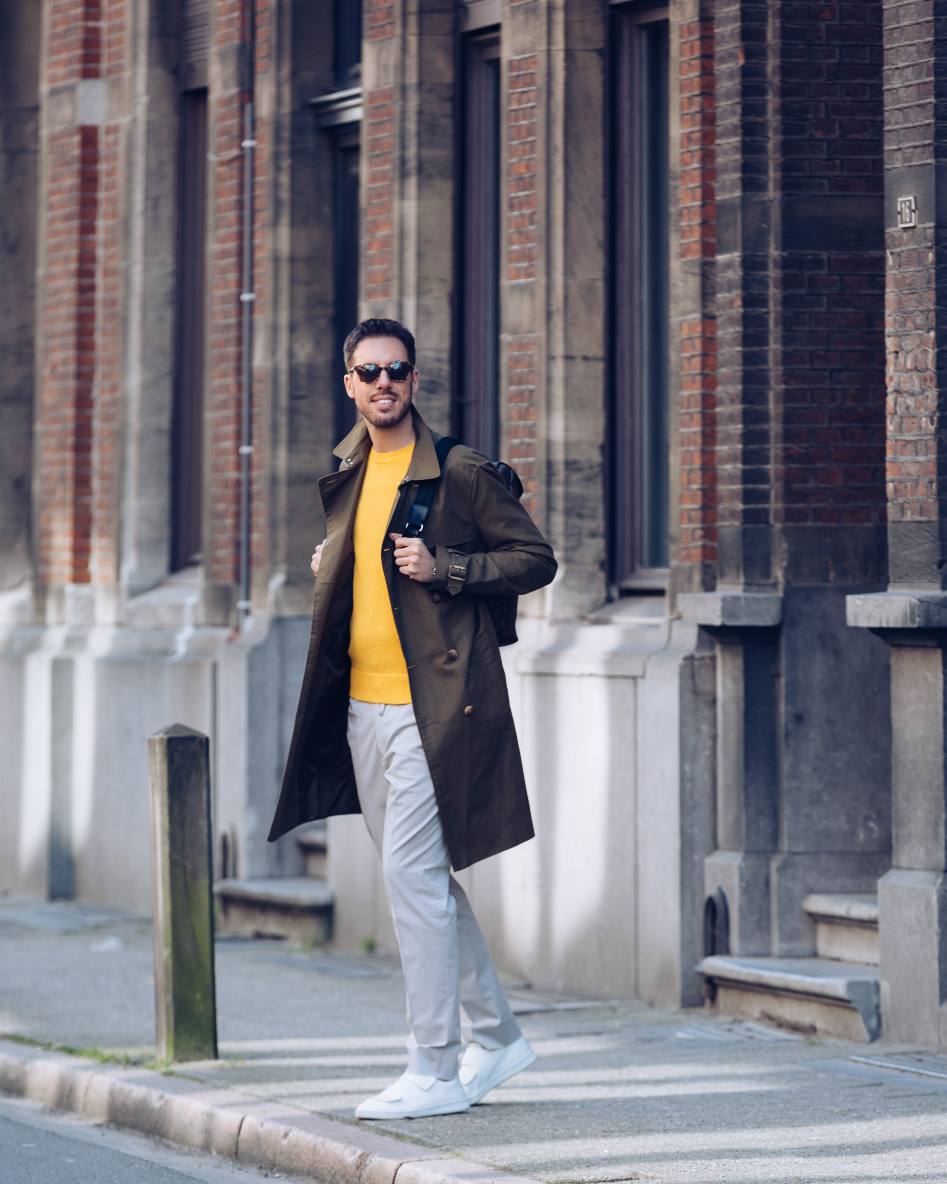 Antwerpen Yellow Sebastian Schmidt by Rose Time 2400-3
