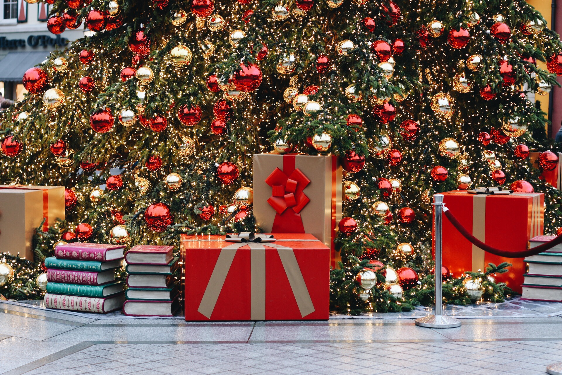 Discover Christmas At Designer Outlet Roermond