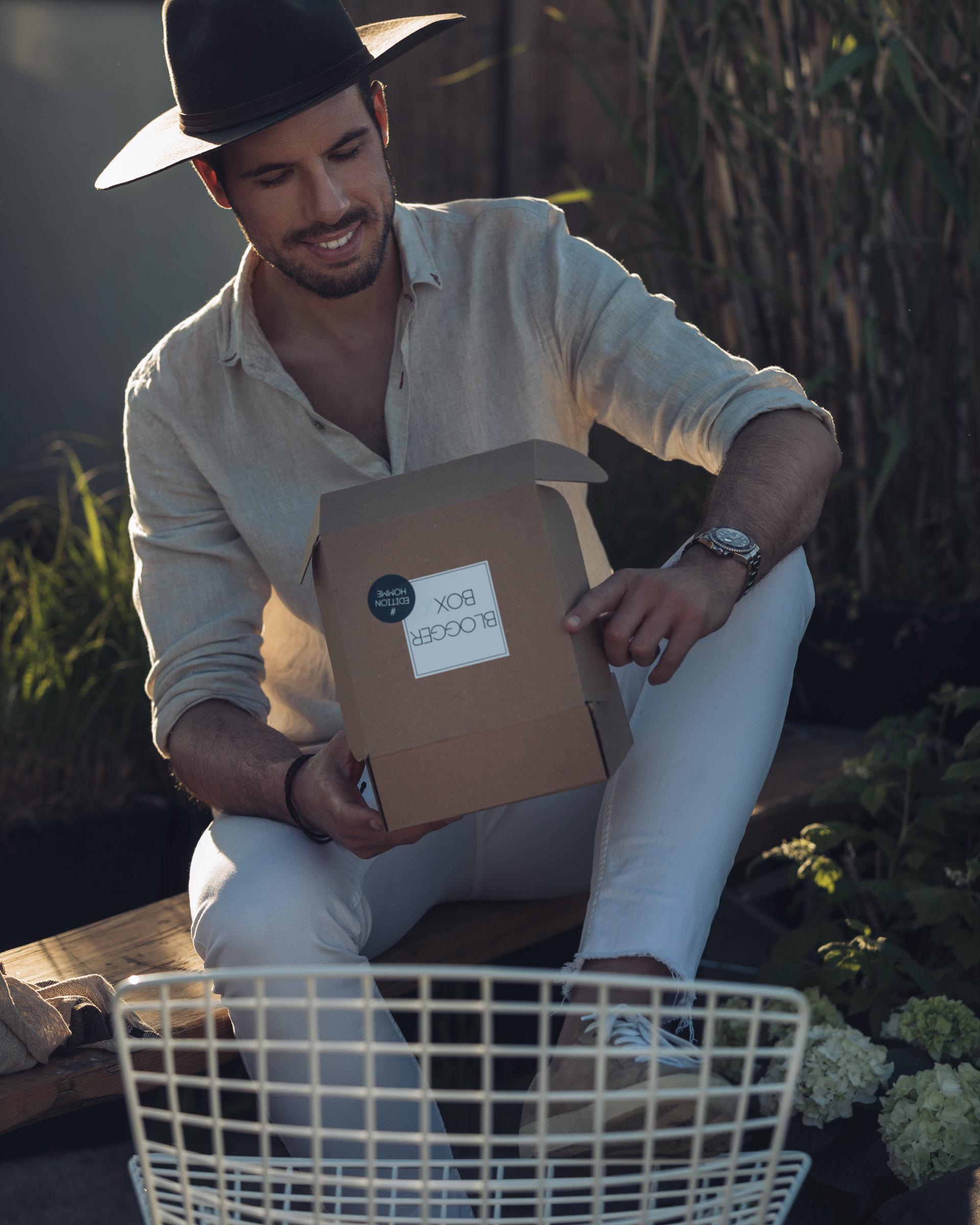 Blogger Box Sebastian Schmidt by Rose Time 2400-1