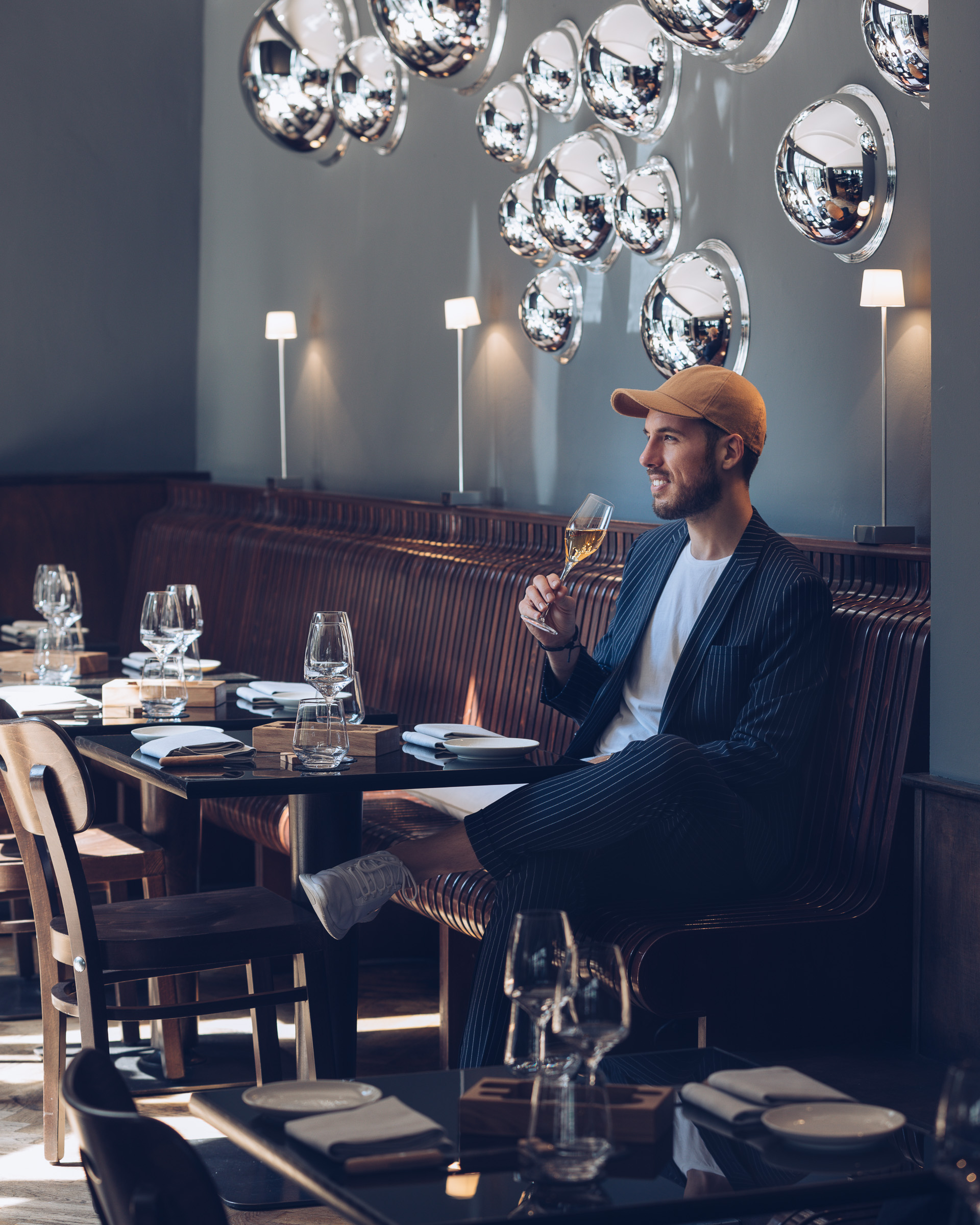 Lexus Wine & Dine Sebastian Schmidt by Rose Time