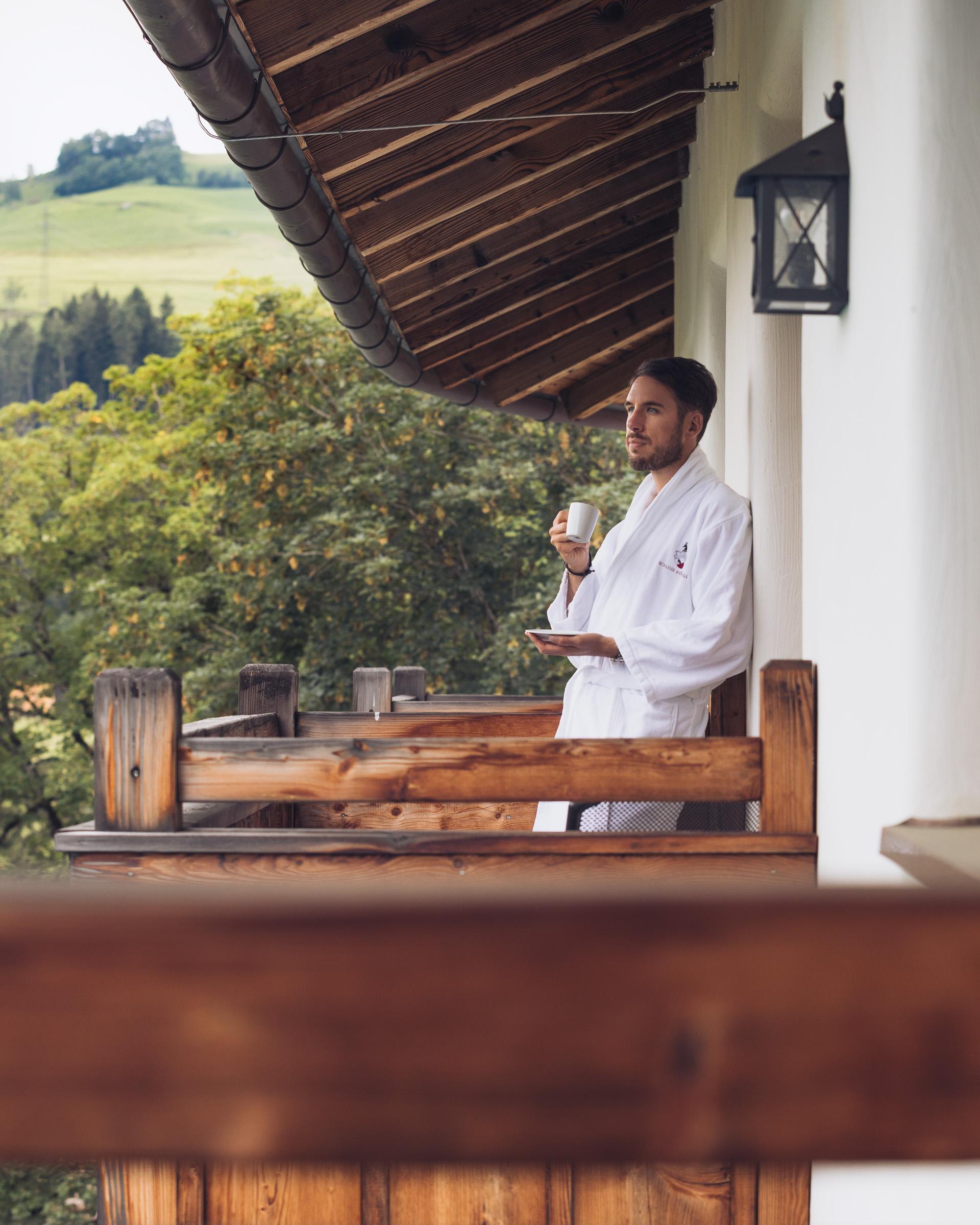 Balkon Hotel Sebastian Schmidt by Rose Time