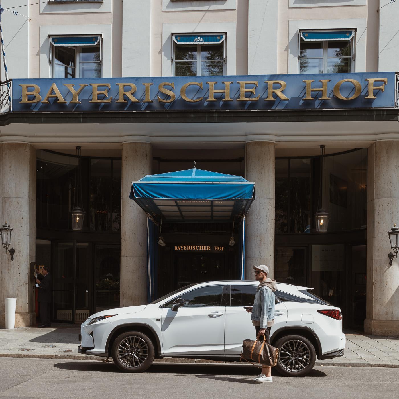 Lexus Sebastian Schmidt by Rose Time