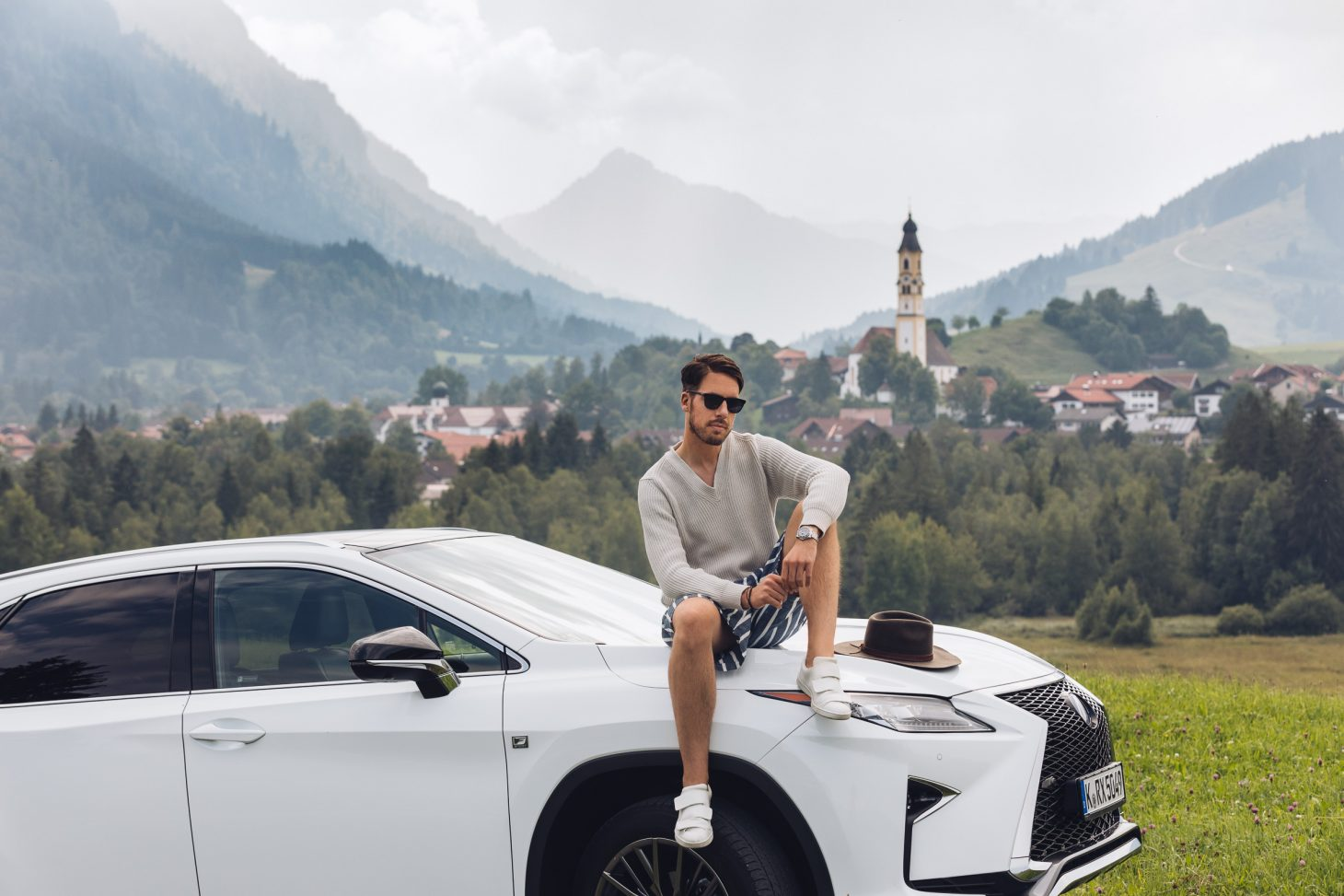 LEXUS Alpen Sebastian Schmidt by Rose Time