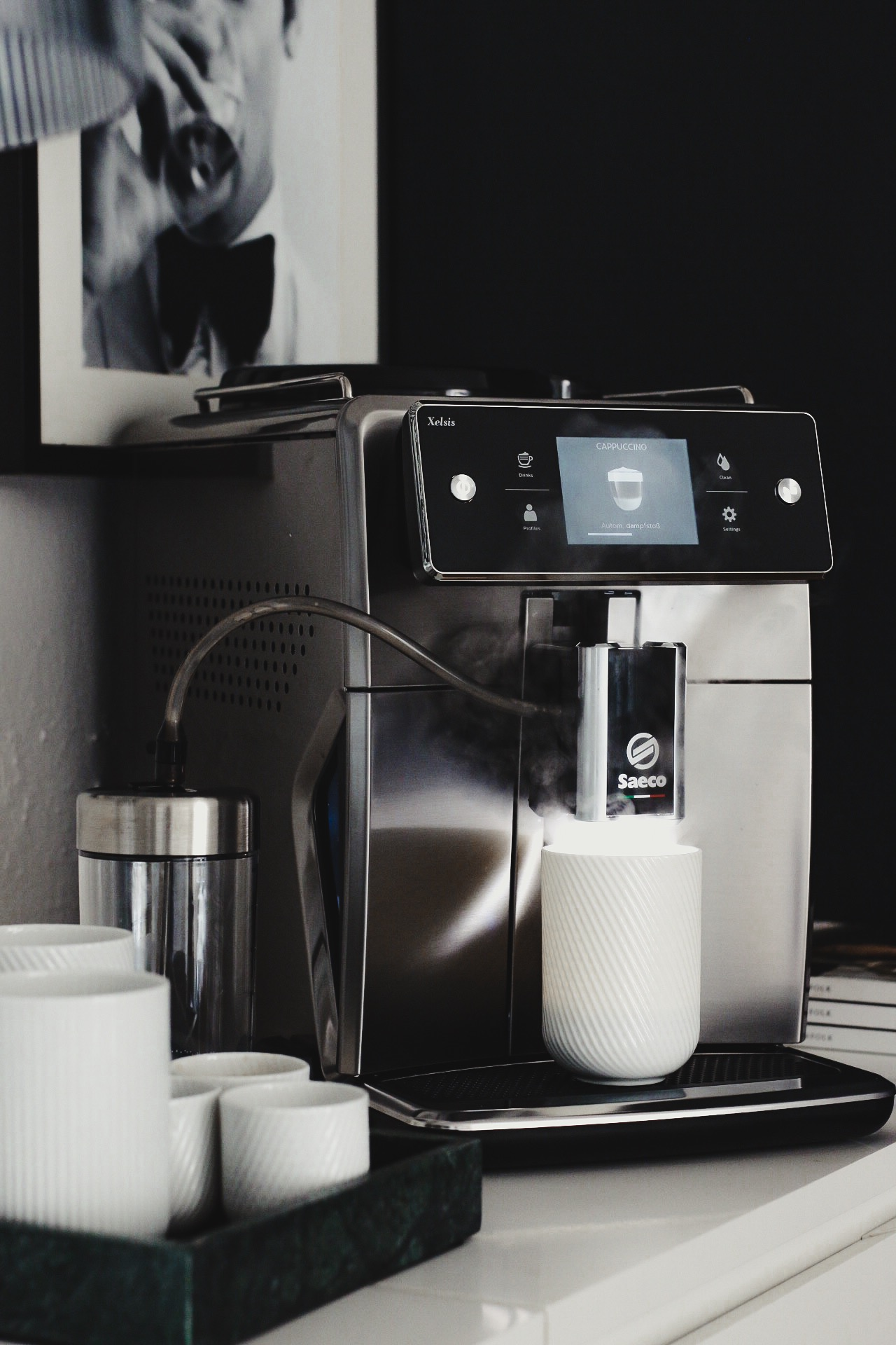 philips Saeco Xelsis Kaffee Vollautomat