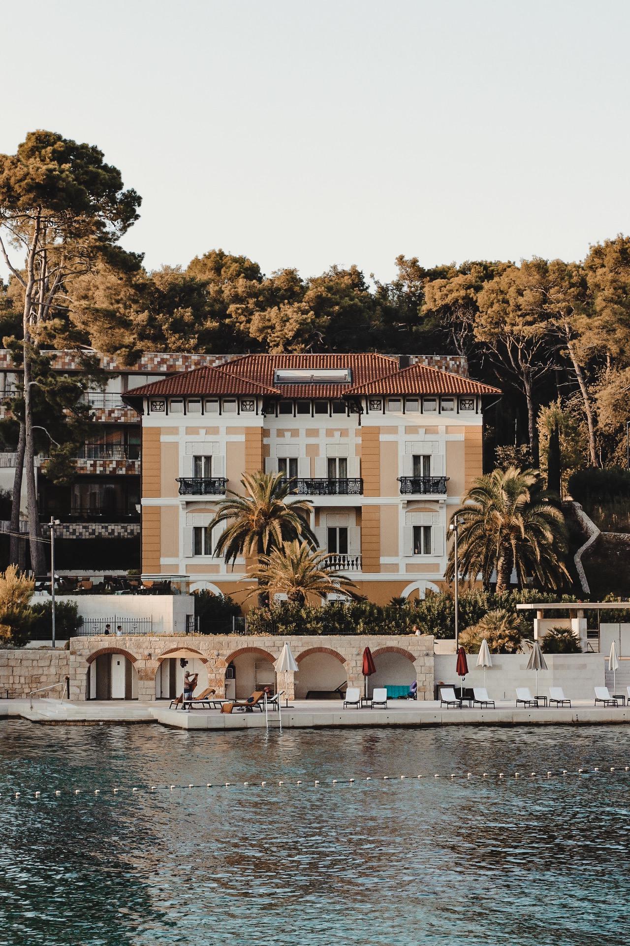 Lošinj Hotels & Villas Hotel Bellevue Hotel Allhambra Kroatien