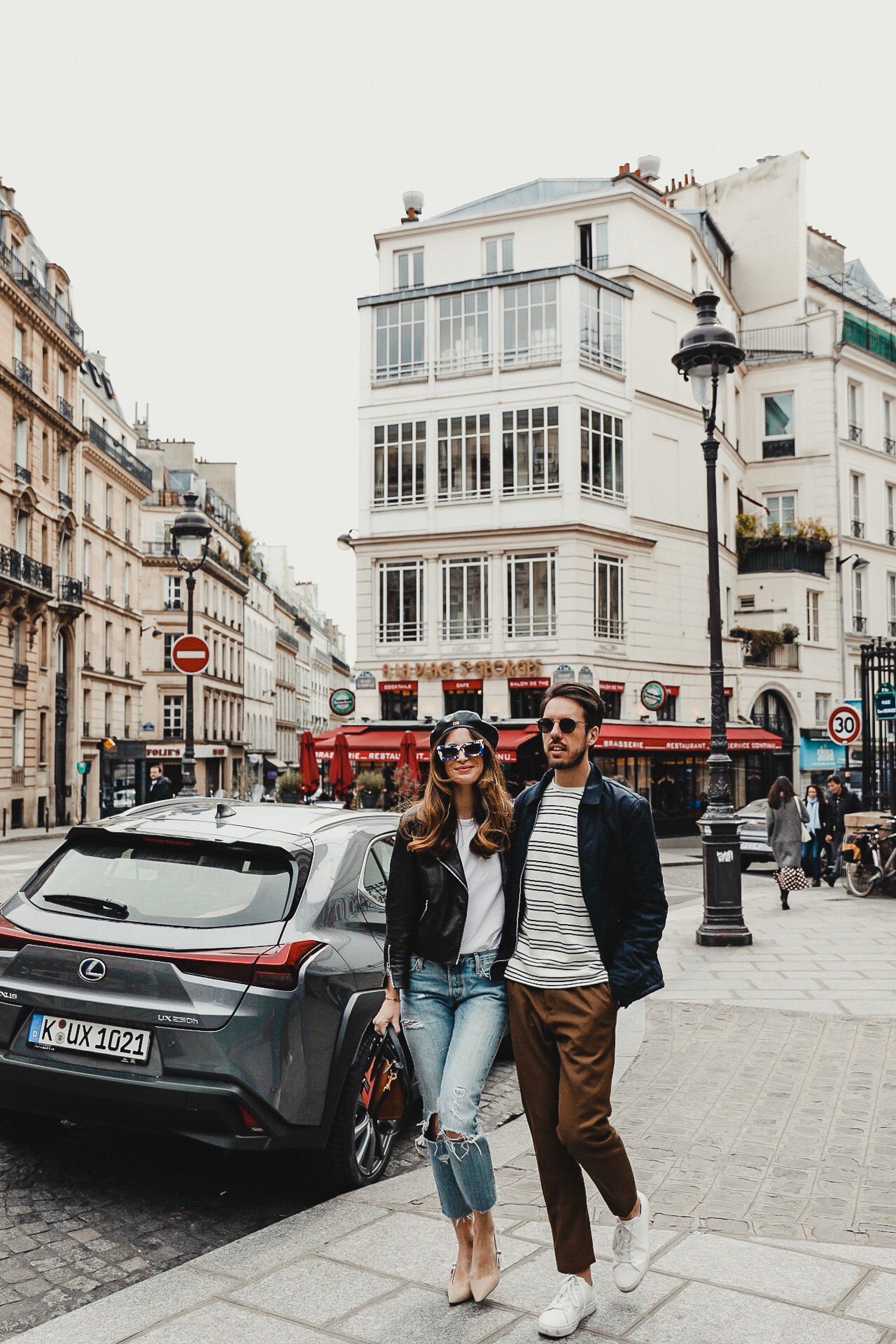 48 Stunden in Paris . ein Travel Guide Sebastian Schmidt