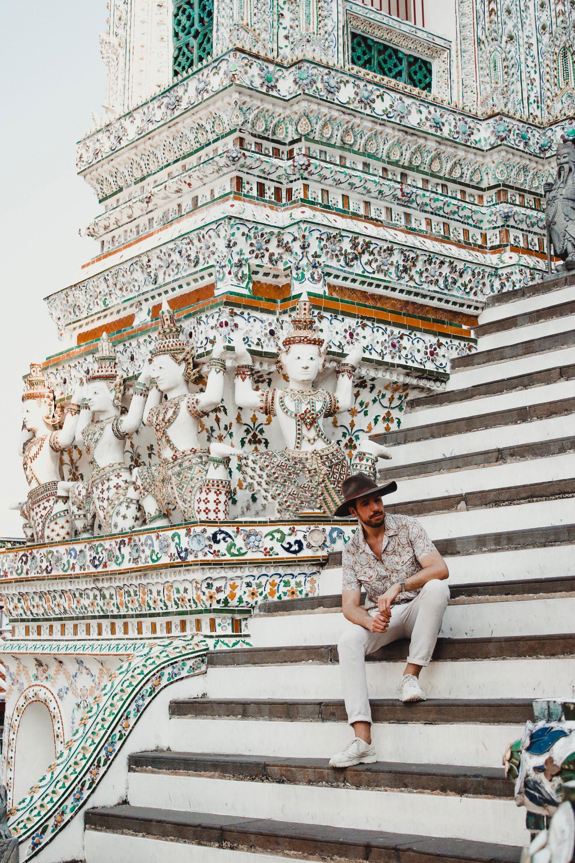 Bangkok Sebastian Schmidt War Arun