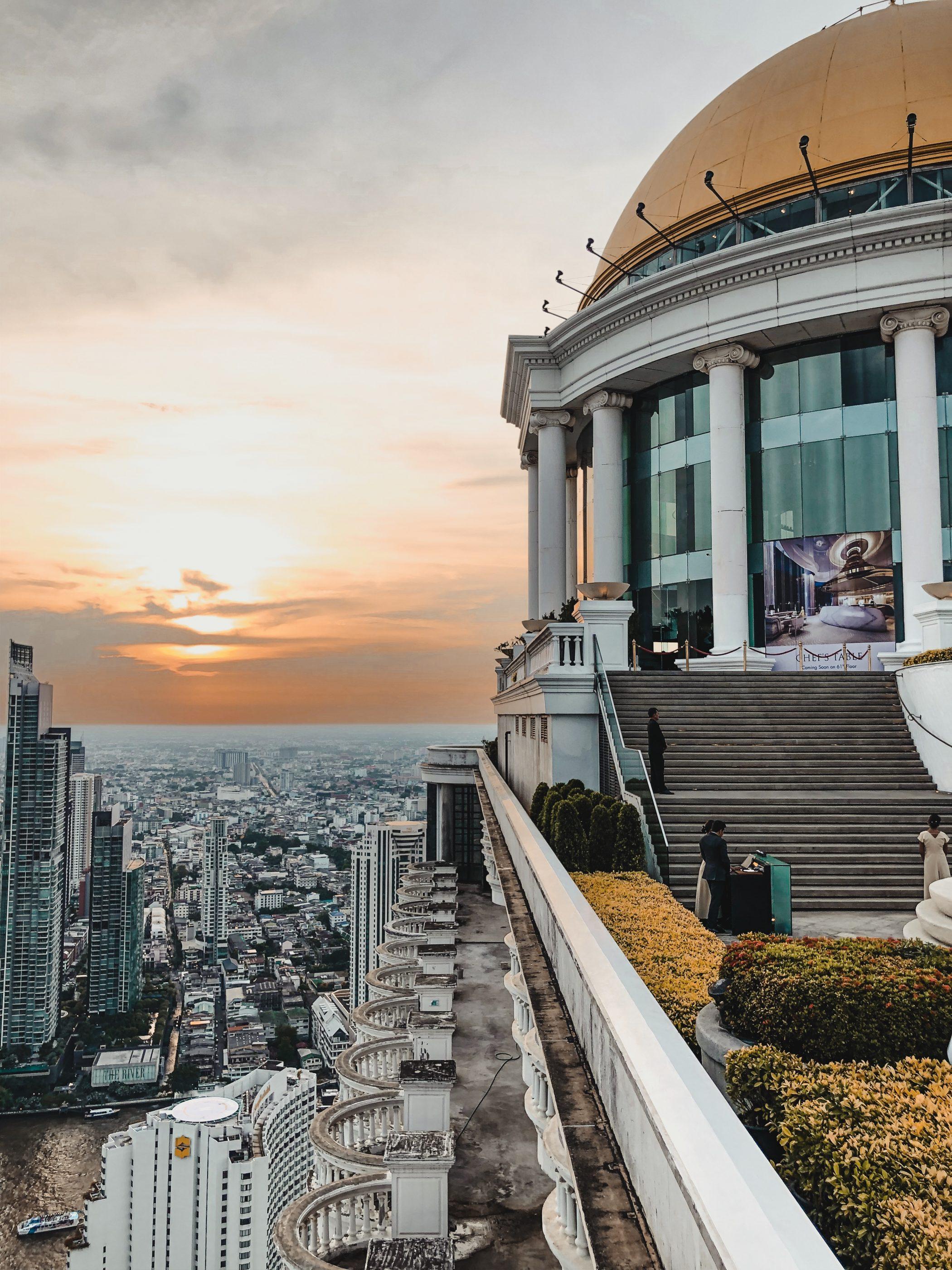 Bangkok Sebastian Schmidt Lebua Skybar