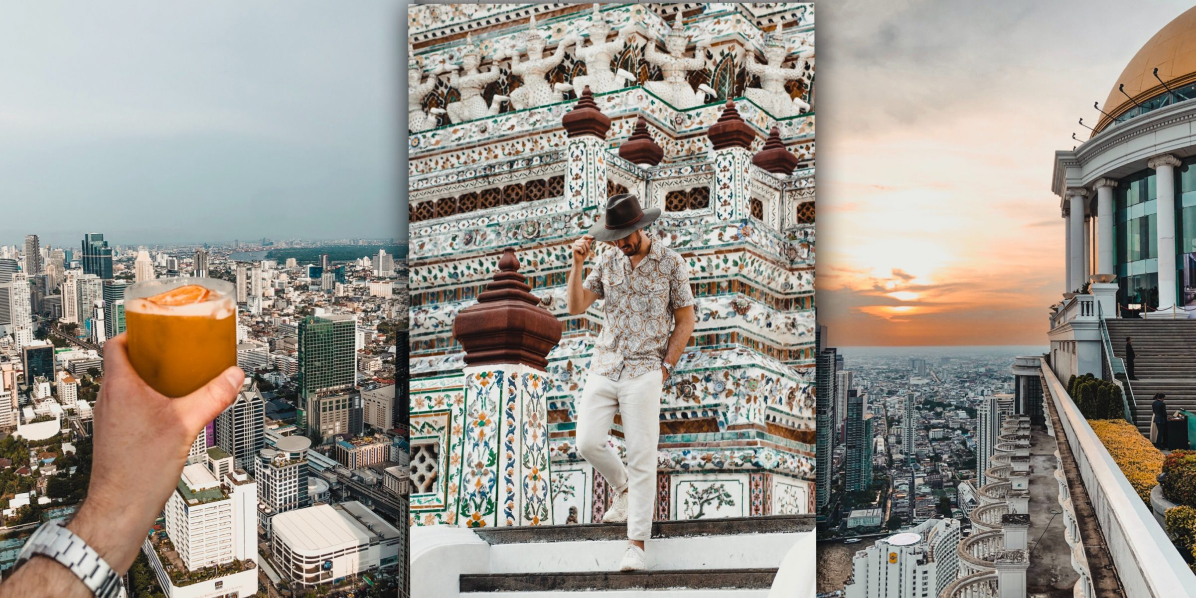 Bangkok Sebastian Schmidt Travel Diary