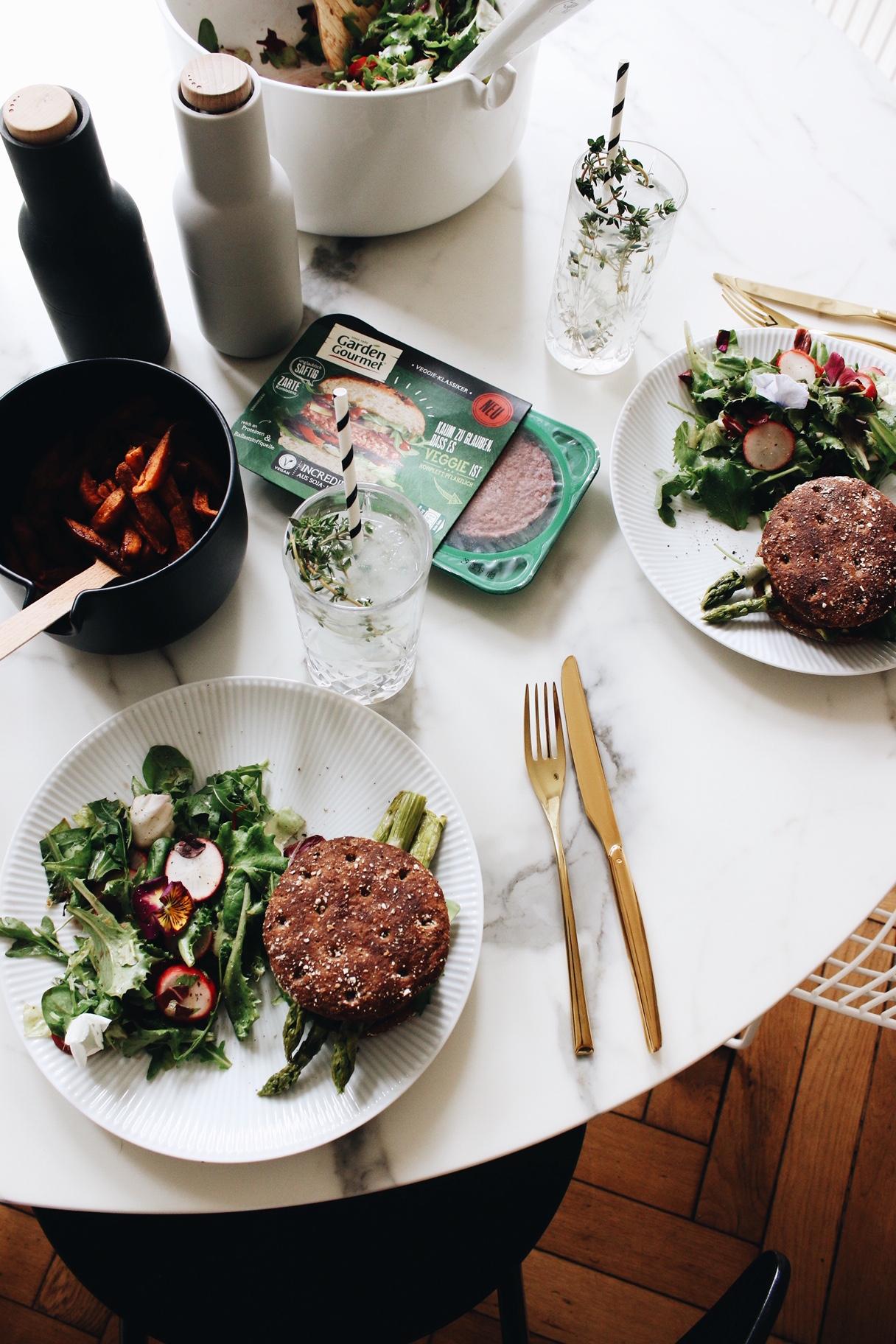 Garden Gourmet Burger Sebastian Schmidt