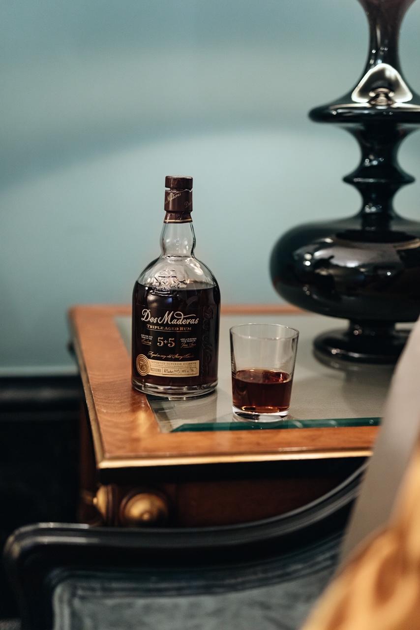 Rum Dos Maderas 5+5 Sebastian Schmidt