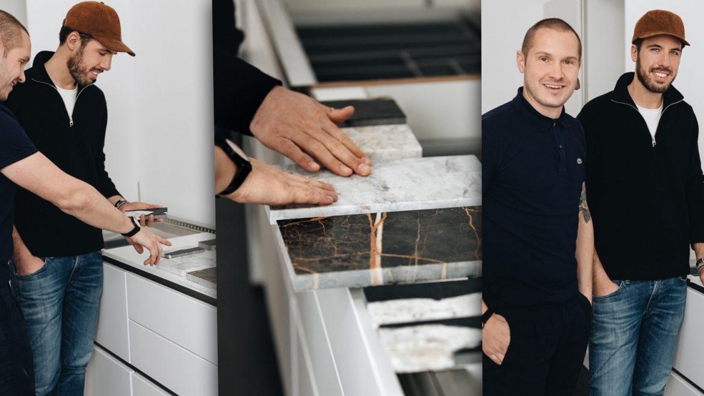 Sebastian Schmidt Stan Rusch MCR Marmorcenter